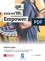 Engage. Inform. Empower. (English version)