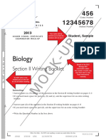 2013 Hsc Biology Sec2 Writing Mockup