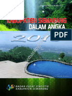 Kabupaten Semarang Dalam Angka 2016