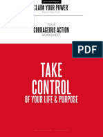 Claim Your Power - Take Control Of Your Life Purpose