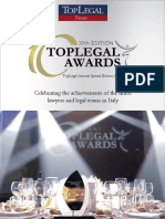 TopLegal Awards 2016 Special Edition Eng