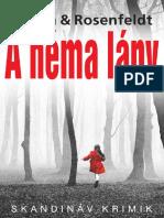 Michael Hjorth - Sebastian Bergman 4.- A Nema Lany