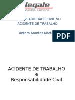 - MBA PREVIDENCIARIO 04 - ACIDENTE DO TRABALHO - PROF. ANTERO - 14.12.13.ppt