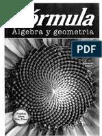 Formula 9 Algebra y Geometria