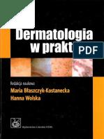 Dermatologia w Praktyce -Spis Tresci(tylko)