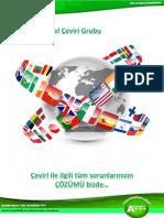 Zafer Hoca YDS Özel Çeviri Grubu - Renklerle Çeviri Teknikleri - Tam Sürüm