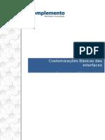 A05 Customizações Básicas Das Interfaces