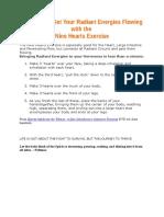 Nine Hearts Exercise