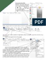 Procesarea Unui Document În Word 2010