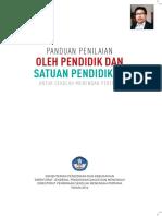 Panduan Penilaian Untuk SMP 2016