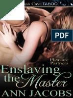 Enslaving the Master - Ann Jacobs