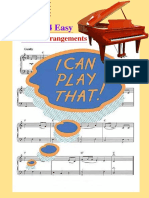 154 Easy Arrangements for Piano Solo