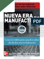 La Nueva Era de La Manufactura