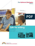 talk for writing1