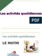 BLOG.66981 Activits Quotidiennes