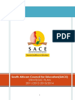 SACE Strategic Plan
