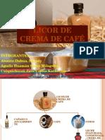 Licor de Crema de Café