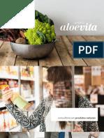 Apresentação Projeto Aloe Vita