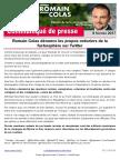 Romain Colas dénonce les propos orduriers de la fachosphère sur Twitter