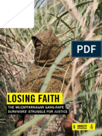'Losing Faith