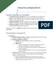 McKinsey Resume Preparation Guidelines (1)