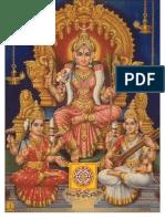 Saundarya Lahari Hindi