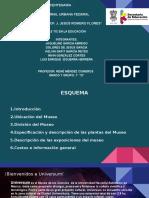 Presentación de Universum, México