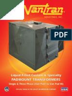 VanTran Padmount Brochure-e