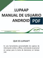 Presentación Lupaap Gestores de Vinculacion