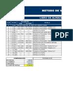 Metodos de Valuación Peps Ueps y Promedio 0