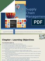 Supply Chain Mgt