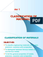 Chapter 1 - Classification of Materials Tyt