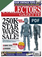 Collectors Gazette - August 2016 UK