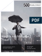Mortgage Fraud Presentation
