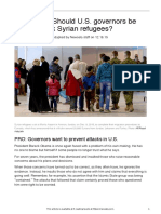 stopping syrian refugees coming to the us 970l