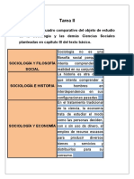 Tarea II Sociologia