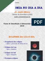 Astronomia Do Dia a Dia - Aula 06