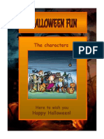 Halloween Fun Sheet