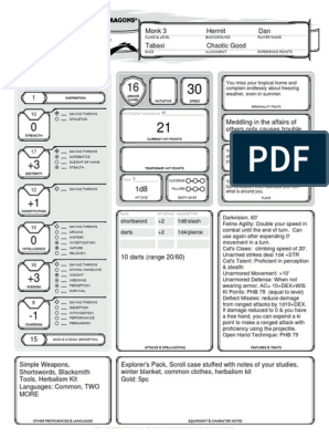 Character Sheet Alternative Tabaxi Monk Role Playing Games Role Playing Tabaxi kensei monk build review. character sheet alternative tabaxi