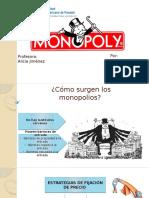 Ppt Monopolio Final