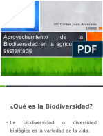 Aprobechamiento de La Biodiversidad
