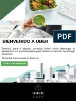 [UberEATS] Guida App Uber Driver