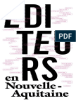 Repertoire 2017 des éditeurs en Nouvelle Aquitaine