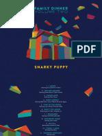 Digital Booklet - Family Dinner, Vol. 2 (Deluxe)