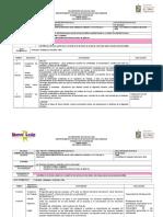 Planificación Asignatura Estatal 1 bim 3