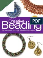 Bead & Button Creative Beading Vol 10