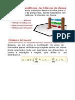 Área de Polígonos Irregulares (Método de Gauss).xlsx