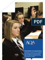 Aqa- Applied Bs - Ex of Long Answers - t.guide