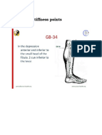 Knee pain stiffness points.docx