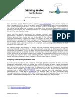 Article Aspects Physico Chimiques Bioelectronique